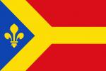 Ysbrechtum vlag